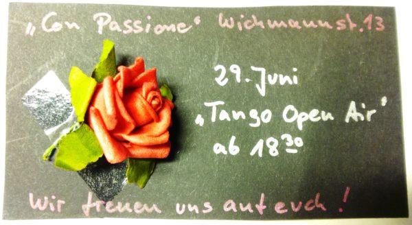 Mittsommer-Tango 2017 trotzt Regen